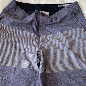 Volcom Surf and Turf  Hybrid Board shorts